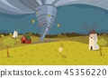 agriculture, damage, disaster 45356220