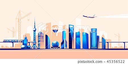 smart city banner 45356522
