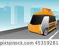 autonomous, futuristic, self 45359281