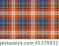 fabric tartan plaid 45370932