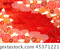 새해 꽃 송죽매 菊桜 45371221