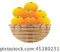 ส้มแมนดาริน 3 45380231