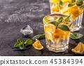 cocktail, juice, lemon 45384394