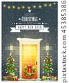 聖誕節 聖誕 耶誕 45385386