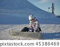 snowboard, snowboarder, snow 45386469