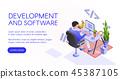 software computer development 45387105