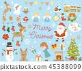 크리스마스 20 45388099