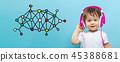 boy, child, toddler 45388681