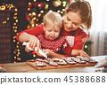 child, christmas, kid 45388688