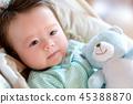 baby, boy, child 45388870