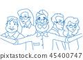 doodle friends phone 45400747
