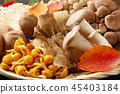 什錦蘑菇 45403184