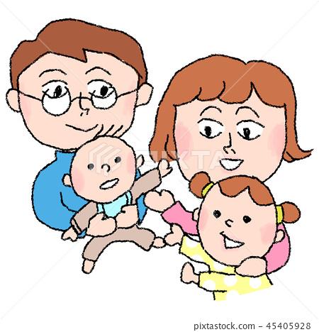 一個家庭 45405928
