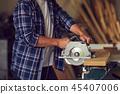 saw carpenter carpentry 45407006