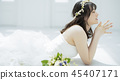 Woman marriage bridal image 45407171