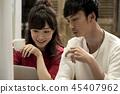 夫妇 一对 情侣 45407962