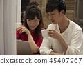 夫妇 一对 情侣 45407967