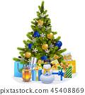 christmas tree gifts 45408869