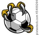 claw eagle ball 45409264