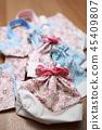 包包(手工製作手工小盒子案例雜項繪圖工作束口袋午餐墊花卉圖案) 45409807