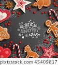 背景 圣诞节 圣诞 45409817