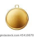 medal, gold, award 45410670