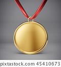medal, gold, award 45410673