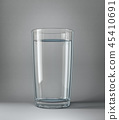 water glass cup 45410691