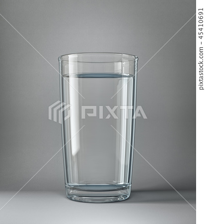 water glass 45410691