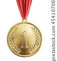 medal, gold, award 45410706