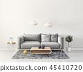 sofa interior room 45410720