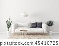 sofa interior room 45410725