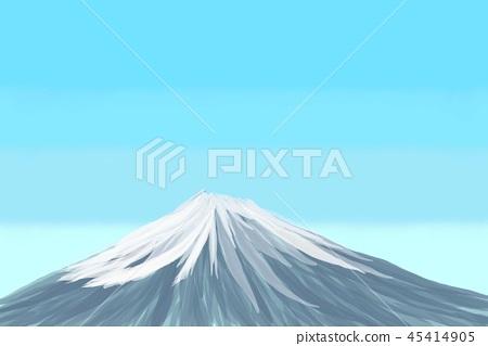 White Fuji 45414905