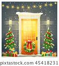 聖誕節 聖誕 耶誕 45418231