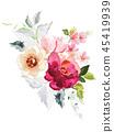 element floral pattern 45419939