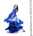 dancer, dress, female 45421374