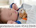 baby, boy, sleeping 45422646
