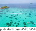 安达曼群岛 岛 景色 45432458