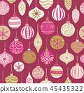 ball, christmas, decoration 45435322