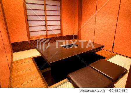 私人客房配有燒烤設施 45435454