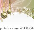 聖誕節背景例證 45436556