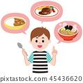 아이가 좋아하는 음식 45436620