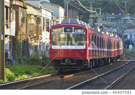 Uika的Keikyu 800形式[Miura Peninsula] [晚上] 45437591