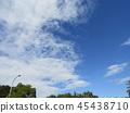 푸른 하늘, 파란 하늘, 청색 45438710