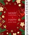 christmas, frame, decoration 45441697