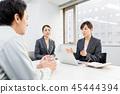 会议企业形象 45444394