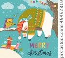 animal, christmas, xmas 45452819