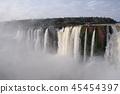 아르헨티나 이과수 폭포 브라질 45454397