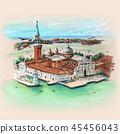San Giorgio Maggiore, Venice, Italy 45456043