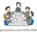 商務會議 45461006